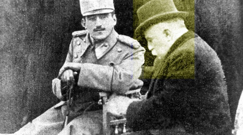 LJUBOMIR LJUBA DAVIDOVIĆ (1863-1940)