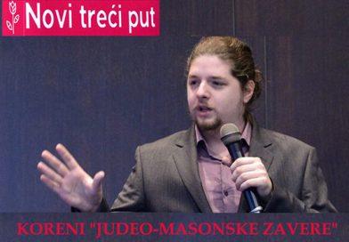 KORENI JUDEO-MASONSKE ZAVERE